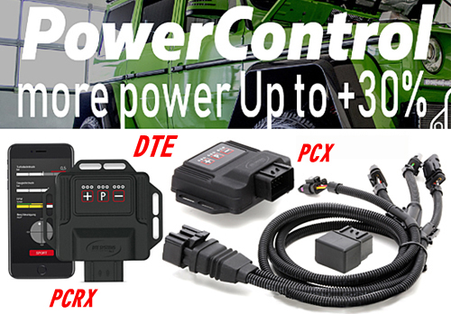 DTE Power Control X RX